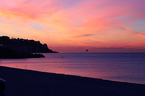 beautiful-Sun-rise-nice-france