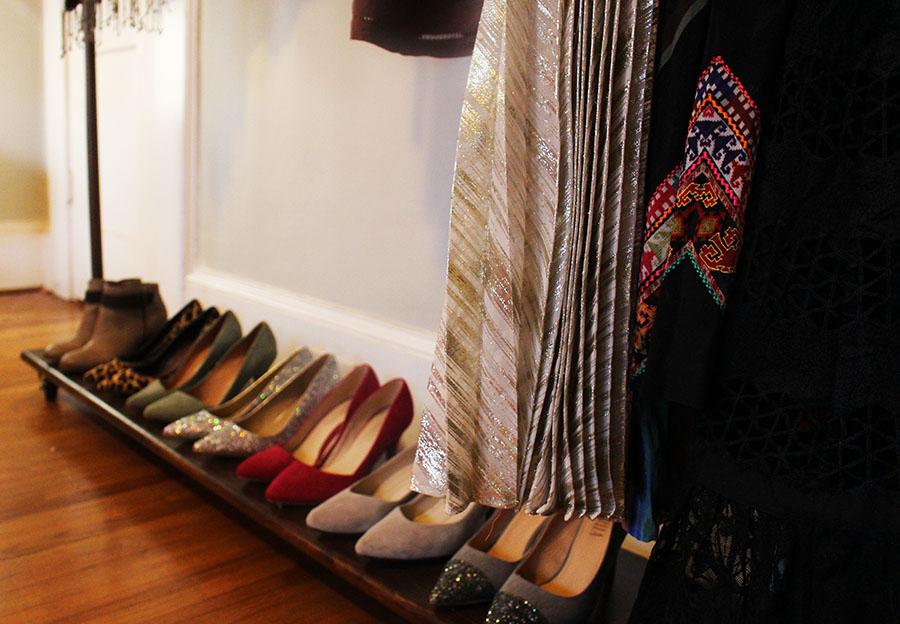 how-to-make-a-garment-rack-diy-vintage